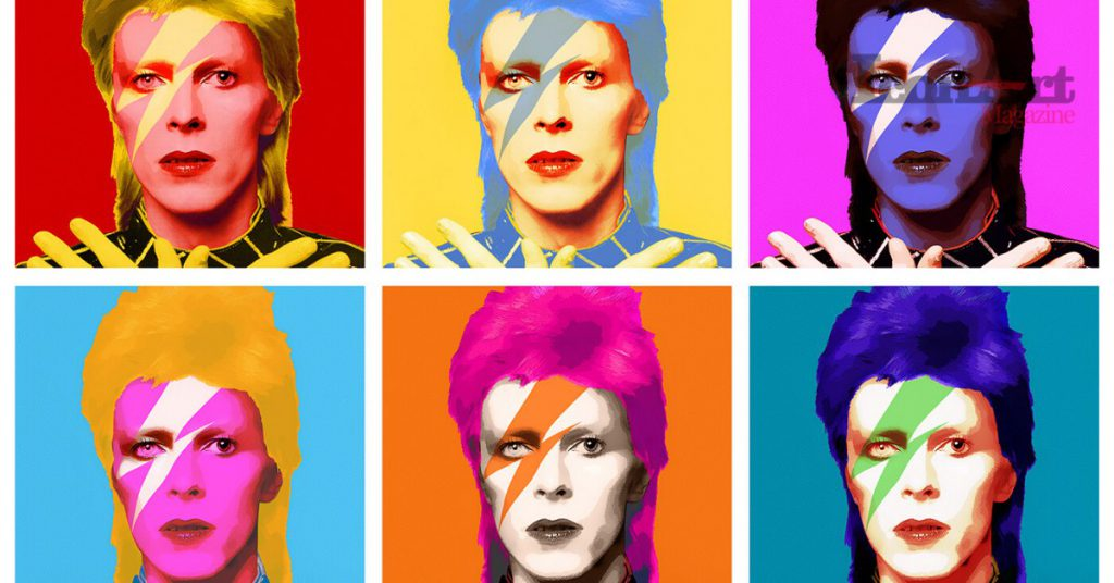 Un nuovo EP ed una graphic novel per omaggiare il mito di David Bowie